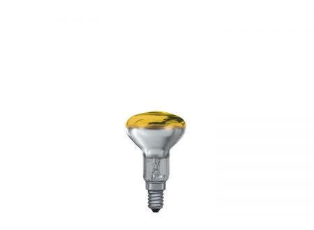 Reflektorlampe Ausführung:R50 Farbe:gelb
