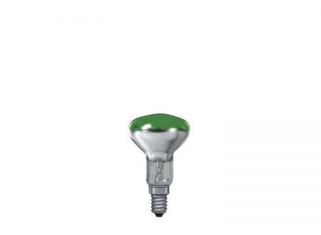 Reflektorlampe Ausführung:R50 Farbe:grün