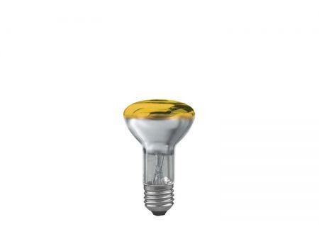 Reflektorlampe Ausführung:R63 Farbe:gelb