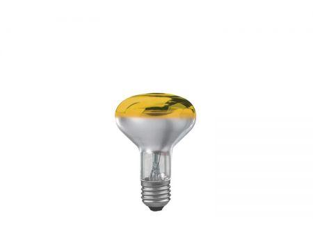Reflektorlampe Ausführung:R80 Farbe:gelb