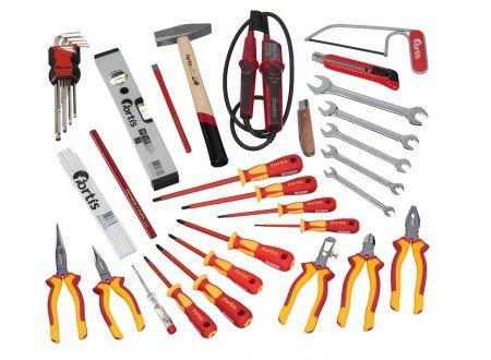 Fortis Elektriker-Werkzeugsatz bei handwerker-versand.de günstig kaufen