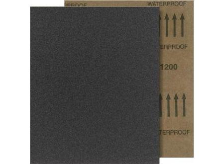 Fortis Schleifpapier wasserfest 280x230mm bei handwerker-versand.de günstig kaufen