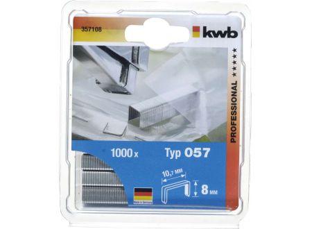 KWB 1000 Heftklammern Stahl bei handwerker-versand.de günstig kaufen