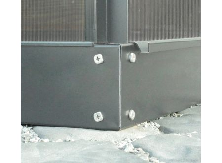 Fundament für Calypso 12,5 cm 5,8m² dunkelgrau bei handwerker-versand.de günstig kaufen