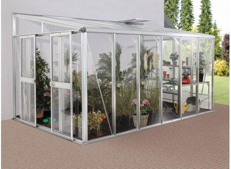 Gewächshaus Helena 10,2m² Aluminium-Blank bei handwerker-versand.de günstig kaufen