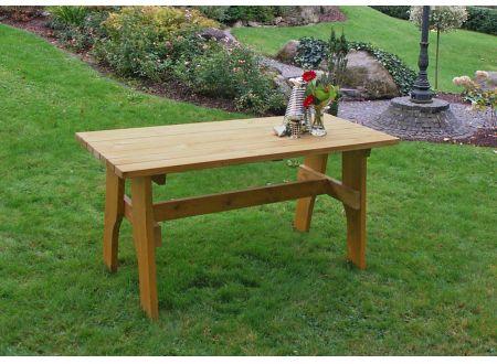 Gartentisch Freital 70x120cm Maße:70x200cm
