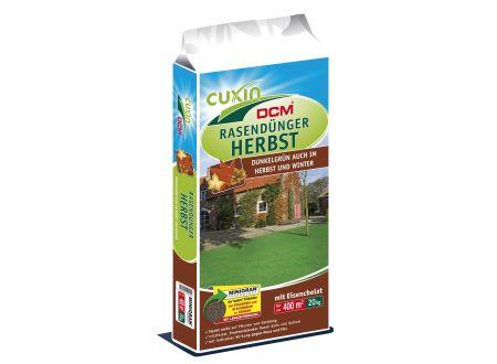 Cuxin Rasendünger Herbst Minigran Inhalt:20kg
