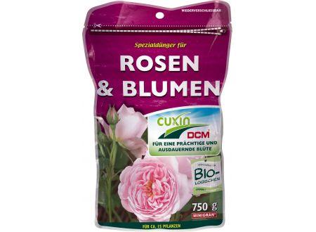 Cuxin Spezialdünger für Rosen und Blumen Mini bei handwerker-versand.de günstig kaufen