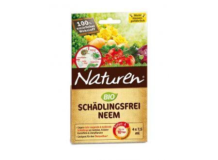 Naturen Bio Schädlingsfrei Neem Inhalt:4x7,5ml