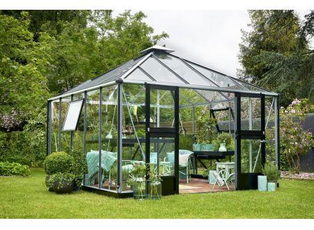 juliana gew chshaus oase 8 8m blank kaufen. Black Bedroom Furniture Sets. Home Design Ideas