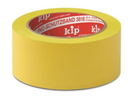 PVC-Schutzband GEL quergerillt 30mm x 33m Abpackung:1 Stück