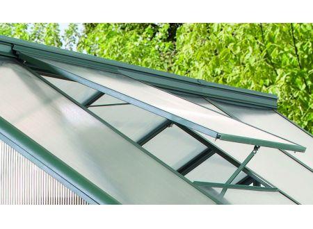 E.P.H. Schmidt Alu-Dachfensterrahmen für Triton ohne Glas Ausführung:grün