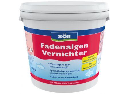 Söll GmbH Fadenalgen-Vernichter Inhalt:10kg