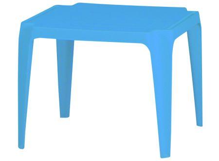 PROGARDEN Tavolo Kindertisch Farbe:hellblau