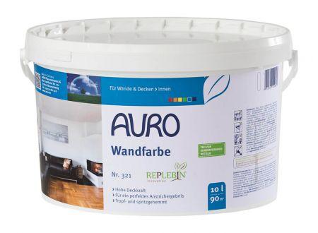 Auro Wandfarbe Ausführung:10l