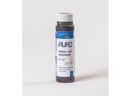 Vollton- und Abtönfarbe Farbe:Eisenoxid-Braun I...