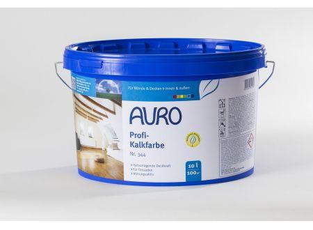 Auro Profi-Kalkfarbe Ausführung:10l
