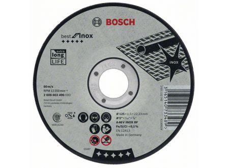 Bosch Trennscheibe gerade Best for Inox A 30 bei handwerker-versand.de günstig kaufen