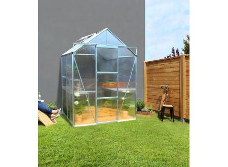 Gewächshaus Flora 2,5m² bei handwerker-versand.de günstig kaufen