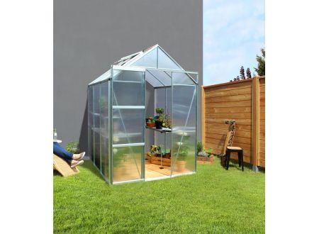 Gewächshaus Flora 3,8m² bei handwerker-versand.de günstig kaufen
