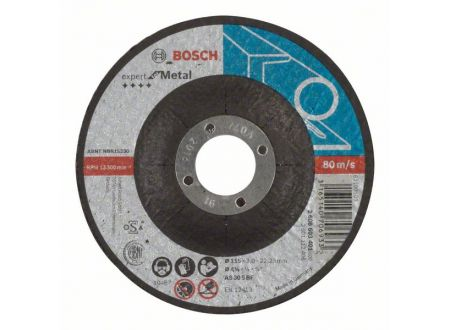 Bosch Trennscheibe gekröpft Expert for Metal AS 30 bei handwerker-versand.de günstig kaufen