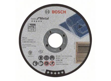 Bosch Trennscheibe gerade Best for Metal bei handwerker-versand.de günstig kaufen