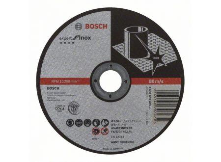 Bosch Trennscheibe gerade Expert for Inox bei handwerker-versand.de günstig kaufen