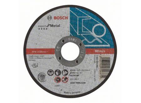 Bosch Trennscheibe gerade Expert for Metal bei handwerker-versand.de günstig kaufen