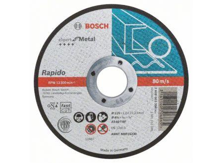 Bosch Trennscheibe gerade Expert for Metal - Rapido bei handwerker-versand.de günstig kaufen