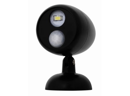 Batterie LED Spot klein mit Bewegungsmelder Far...