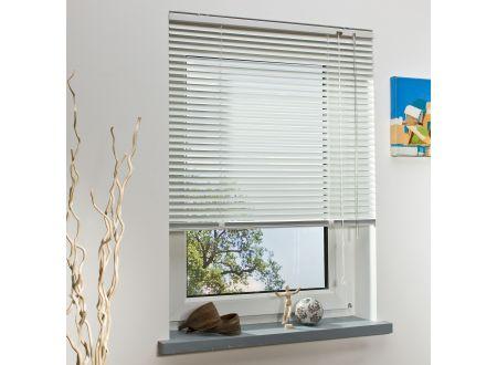 Liedeco Jalousie aus Aluminium GoOn weiß 120 x 150 cm bei handwerker-versand.de günstig kaufen