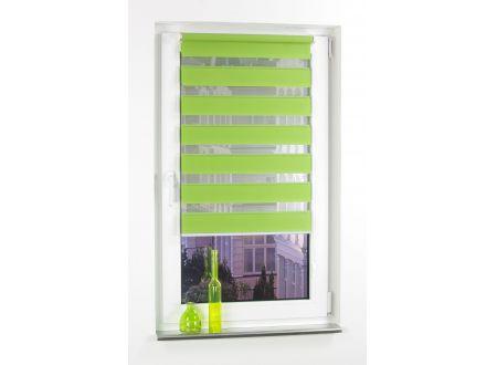 Liedeco Klemmfix Duo-Rollo mini apple-green 60 cm 210 cm bei handwerker-versand.de günstig kaufen