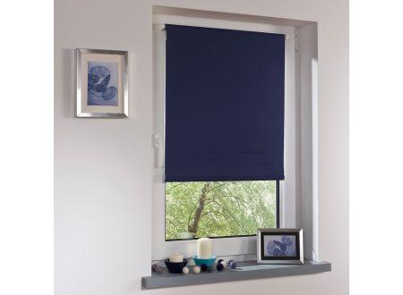 Liedeco Minirollo Verdunkelung Farbe:blau Breite:072 x 150 cm
