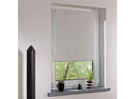 Liedeco Minirollo Verdunkelung Farbe:weiß Breite:072 x 150 cm