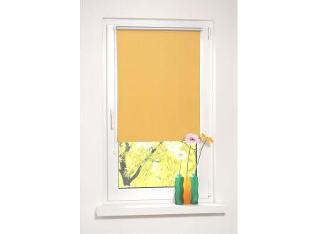 Liedeco Minirollo Verdunkelung Farbe:Orange Breite:42 cm
