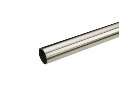 Liedeco Stilrohr 20 mm d für 2. Lauf 25mm edelstahloptik bei handwerker-versand.de günstig kaufen