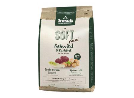 Dog HPC Soft Mini Rehwild und Kartoffeln Inhalt...