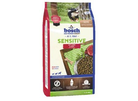 Dog Sensitive Lamm und Reis Inhalt:1kg