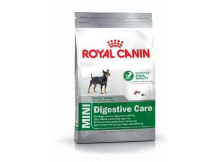 Size Mini Digestive Care Inhalt:800g