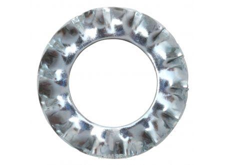 Ramses Fächerscheibe Form A außengezahnt DIN 6798 Stahl verzinkt 100 S bei handwerker-versand.de günstig kaufen