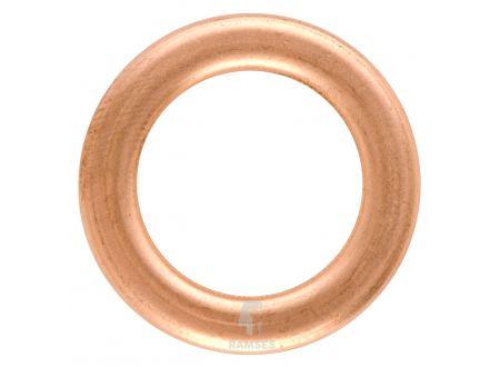 Ramses Dichtring DIN 7603 Form C Kupfer verzinkt 100 Stück bei handwerker-versand.de günstig kaufen