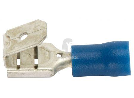Ramses Flachsteckhülse doppelt teilisoliert 100 Stück bei handwerker-versand.de günstig kaufen