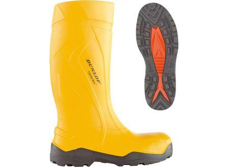 Dunlop Sicherheitsstiefel Puro fort+ S5 CI 42 gelb bei handwerker-versand.de günstig kaufen