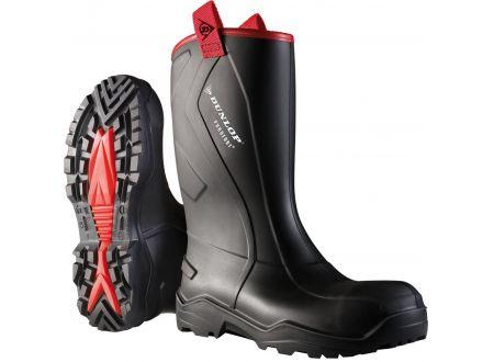 Dunlop Stiefel Purofort+ Rugged bei handwerker-versand.de günstig kaufen