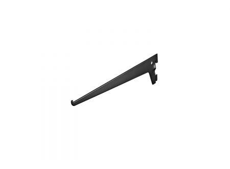 Träger 1-reihig Größe:300mm Farbe:schwarz Ausführung:normal