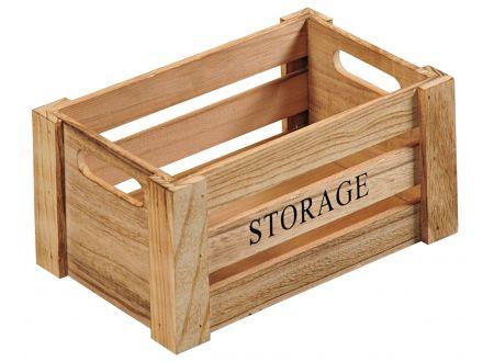 Aufbewahrungsbox natur Storage bei handwerker-versand.de günstig kaufen