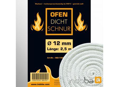 Ofendichtschnur 12 mm Länge 2,5 m  6mm bei handwerker-versand.de günstig kaufen