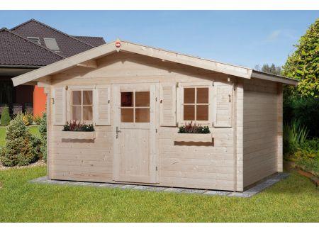 Gartenhaus 110  bei handwerker-versand.de günstig kaufen
