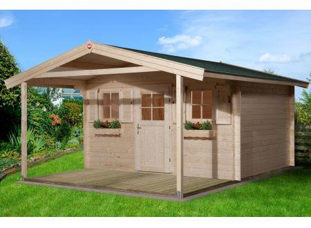 Gartenhaus 110 A  bei handwerker-versand.de günstig kaufen