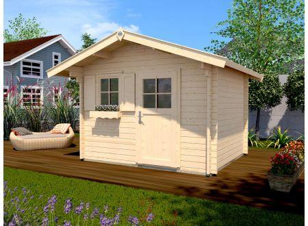 Gartenhaus Premium45 bei handwerker-versand.de günstig kaufen